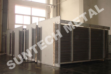 Trung Quốc High Pressure Shell And Tube Heat Exchanger 4000mm Length 18 Tons Weight nhà cung cấp