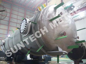 Trung Quốc Stainless Steel Chemical Reactor Nickle Alloy C-22 Cladded Reacting Column for MMA nhà cung cấp