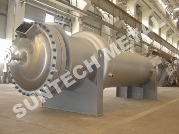 Trung Quốc 904L Hight Alloy Stainless Steel Double Tube Sheet Heat Exchanger for Chemical Processing nhà cung cấp